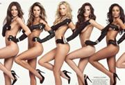 《名利场》杂志十年来最完美裸照