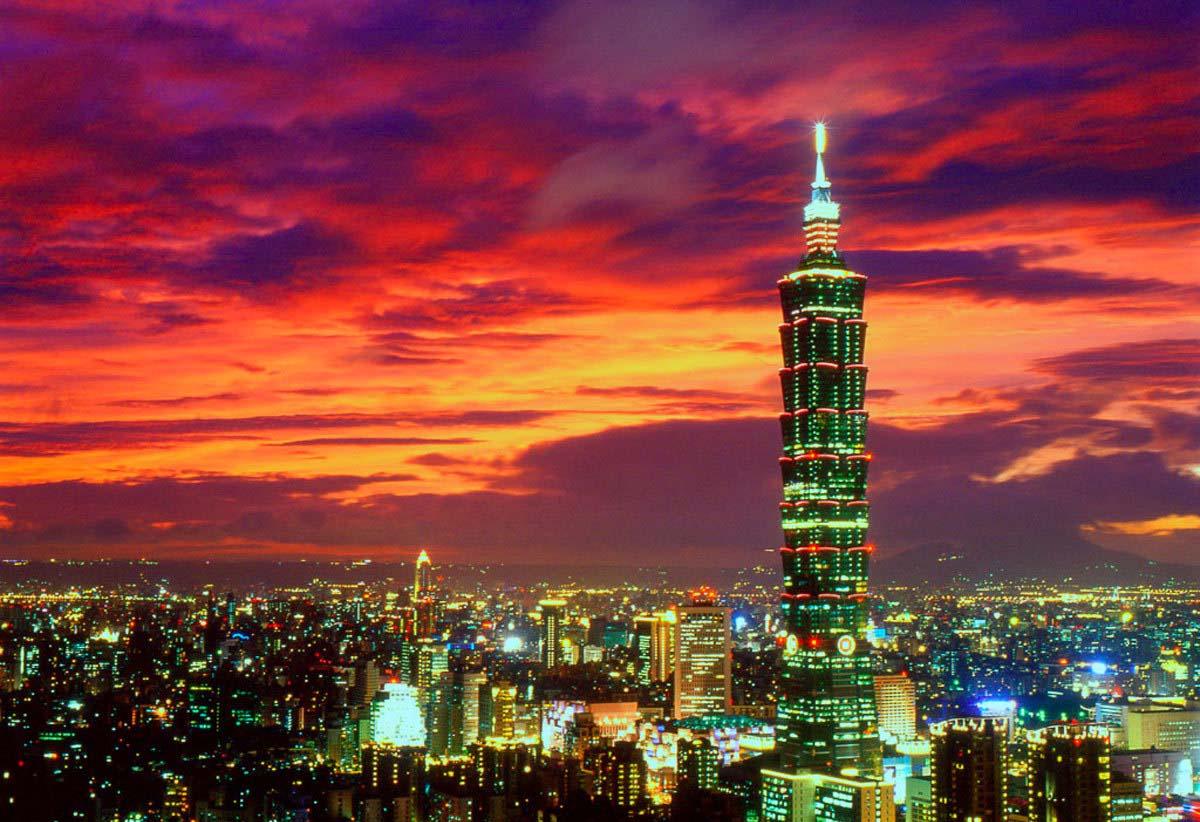 轻松玩转台湾