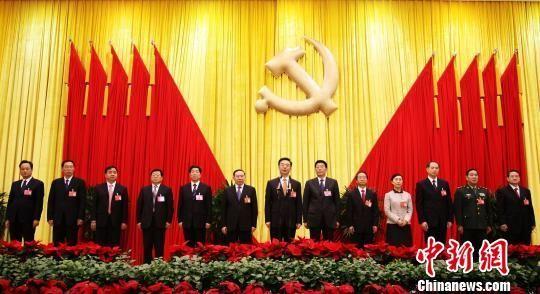 第十届湖南省委常务委员会委员。 杨华峰 摄