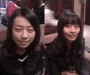 好呷鬼亮个相(3):@chick不是文艺女青年和她的同学