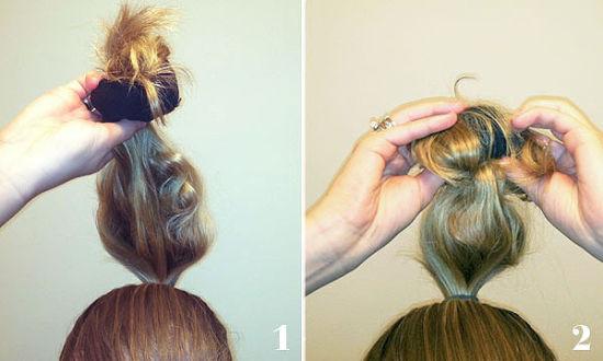欧美情趣流行用旧皮带扎头发(图)丝袜奴女星男图片