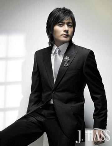 韩星时装搭配男