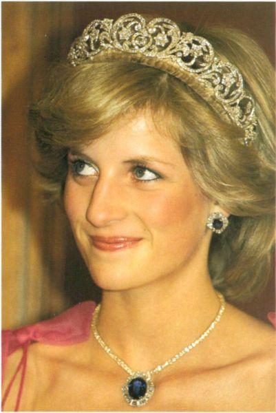 戴安娜王妃