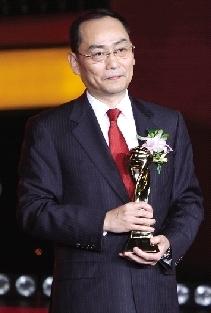 中联重科董事长詹纯新