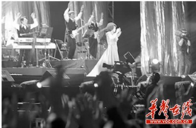长沙今后将会举办免费或低票价的演唱会、音乐会。资料图片