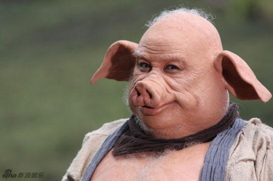 新《西游记》猪八戒定妆