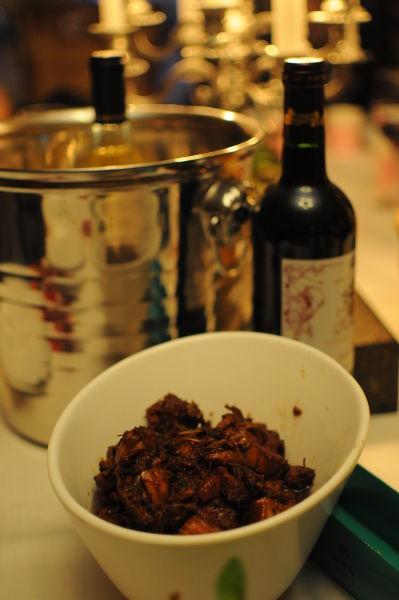 红酒五花肉
