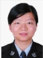 杨苗青,女,25岁,东江水上派出所民警。