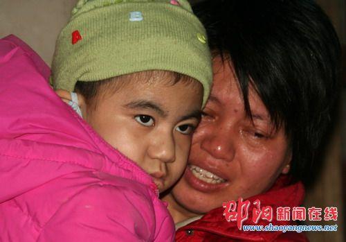 """姜艳红说:""""如果她走了,我活着也没意思了。"""""""