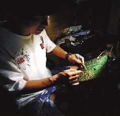 闭门2年,宋稳朝靠自学法律和帮人修理电器打发时间。
