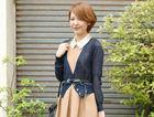 日本心机萝莉甜美街拍