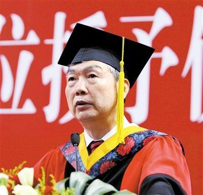 华中科技大学校长李培根