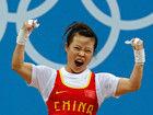 王明娟夺得女子举重48公斤级冠军