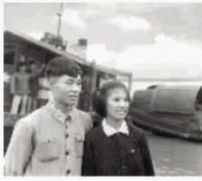▲三十年前,唐大柏从湘阴坐船来到长沙,在船上颠簸了3个小时。