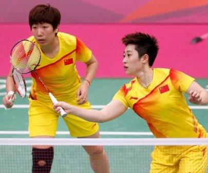 国羽女双战韩国涉嫌故意输球被取消参赛资格