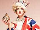 英伦偶像女皇Agyness 优雅成熟写真