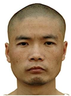 2005年在云南服刑前的周克华