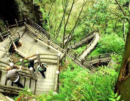 歌乐山必游景点:狮子峰