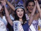 23岁黑龙江女子于文霞夺世界小姐冠军