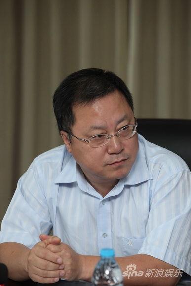中国视协分党组书记驻会副主席张显