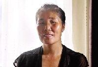 十八大基层党代表田金珍。图/记者赵赫廷