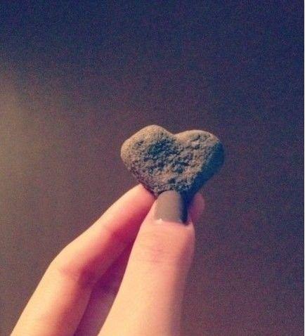 就是这颗石头心 复活了无数美人心!