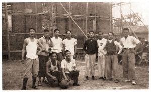 湖南圣经学院篮球队。