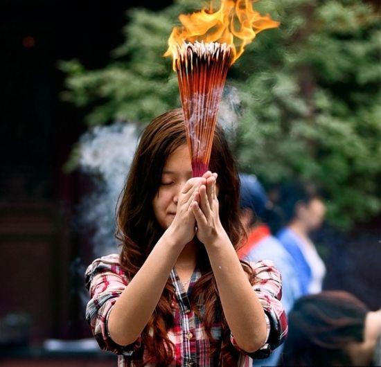 外国摄影师眼中的中国