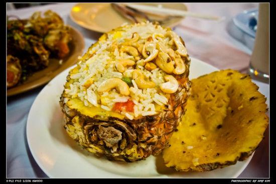 泰国美食--摇曳在唇边的v美食(美食)夏天散文组图图片