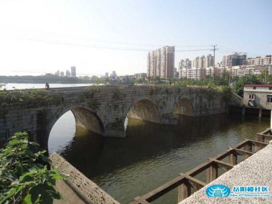 岳阳三眼桥