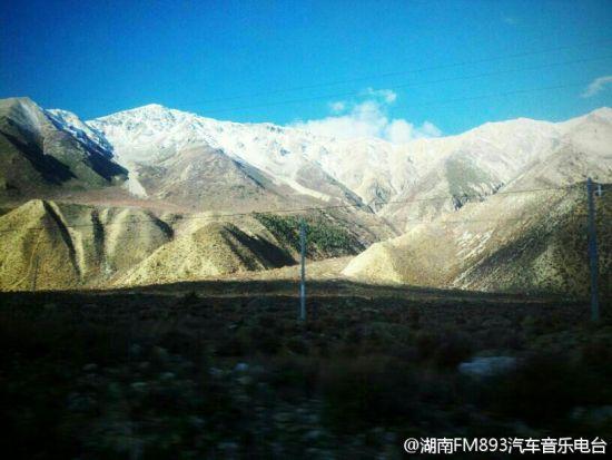 这座雪山还没有名字