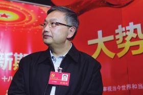 十八大代表王柯敏。图/记者殷建军