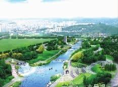 生态雨花的典型――美丽的圭塘河