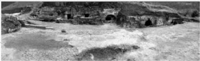 老司城遗址,紫金山墓地。