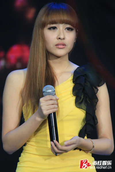 2012星姐总冠军张竹青