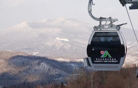 黑龙江亚布力滑雪场
