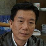 贺尊彪:记录民情日记37本