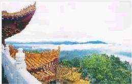 苏仙岭云海