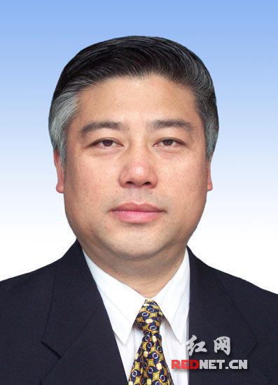 (盛茂林当选为湖南省人民政府副省长)