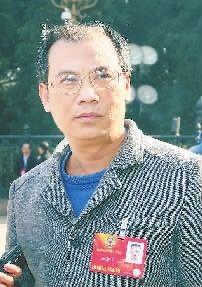 潘碧灵委员 本报记者刘尚文摄