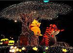 夜间动画大游行 东京迪斯尼乐园的欢乐海洋
