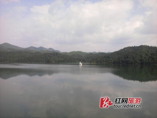 长沙县白鹭湖风景区