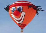 创意十足 看国外稀奇古怪的各式热气球
