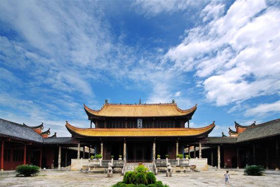 宁远文庙雕刻历史