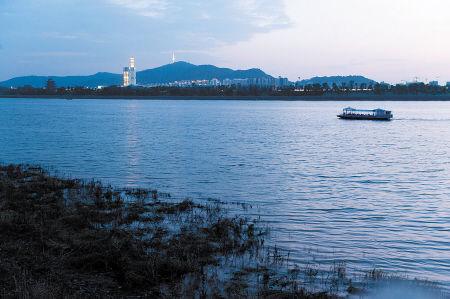 湘江橘子洲段