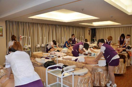 永琪美容美发学校上海开设美容体验店