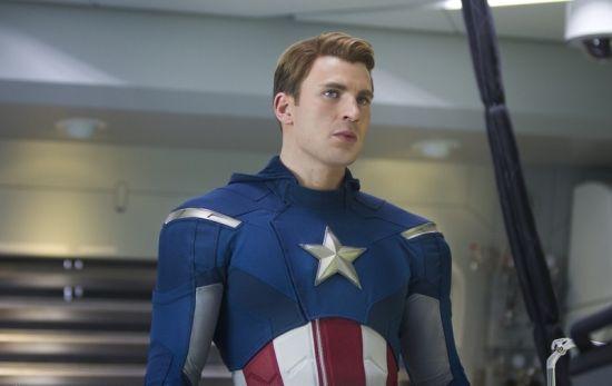 电影男色第1期:美国队长克里斯61埃文斯