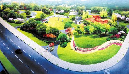 据悉,今年,开福区还将修建爱心广场小游园,辛弃疾广场小游园,通泰街