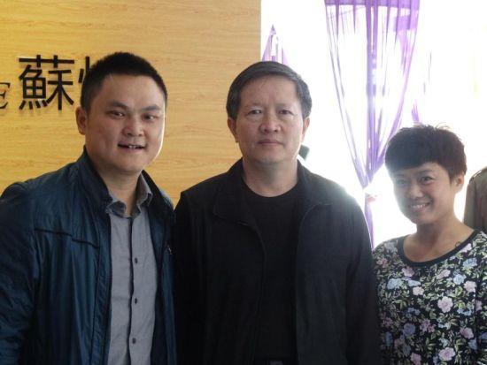 长沙市政协副主席视察苏悦文化