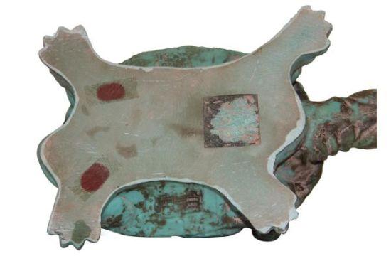 广州宣亦 大明宣德年制 款长寿龟摆件图片